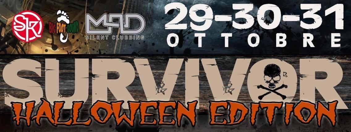 SURVIVOR vol. 1- Halloween Edition