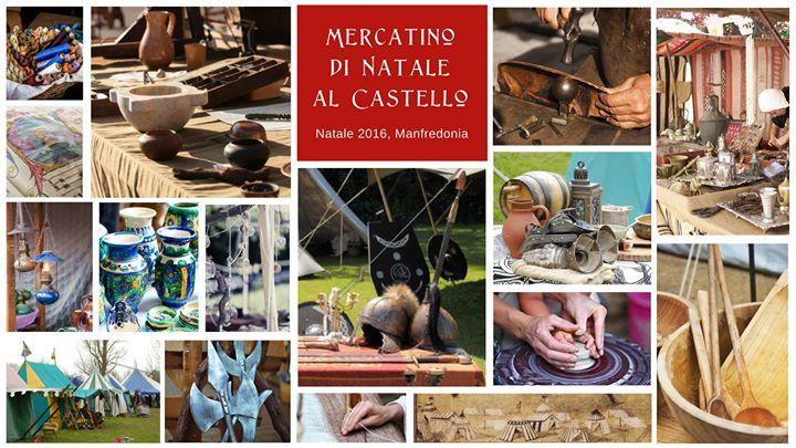Mercatino al Castello - Natale medievale