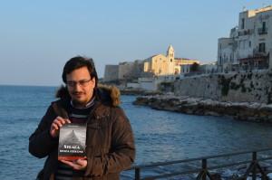 """""""Strada senza ritorno"""", il libro horror ambientato a Vieste"""