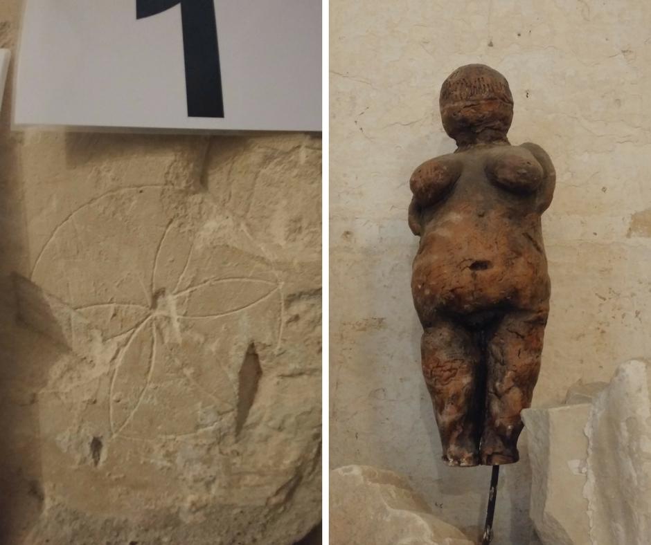 Reperti Museo Faggiano