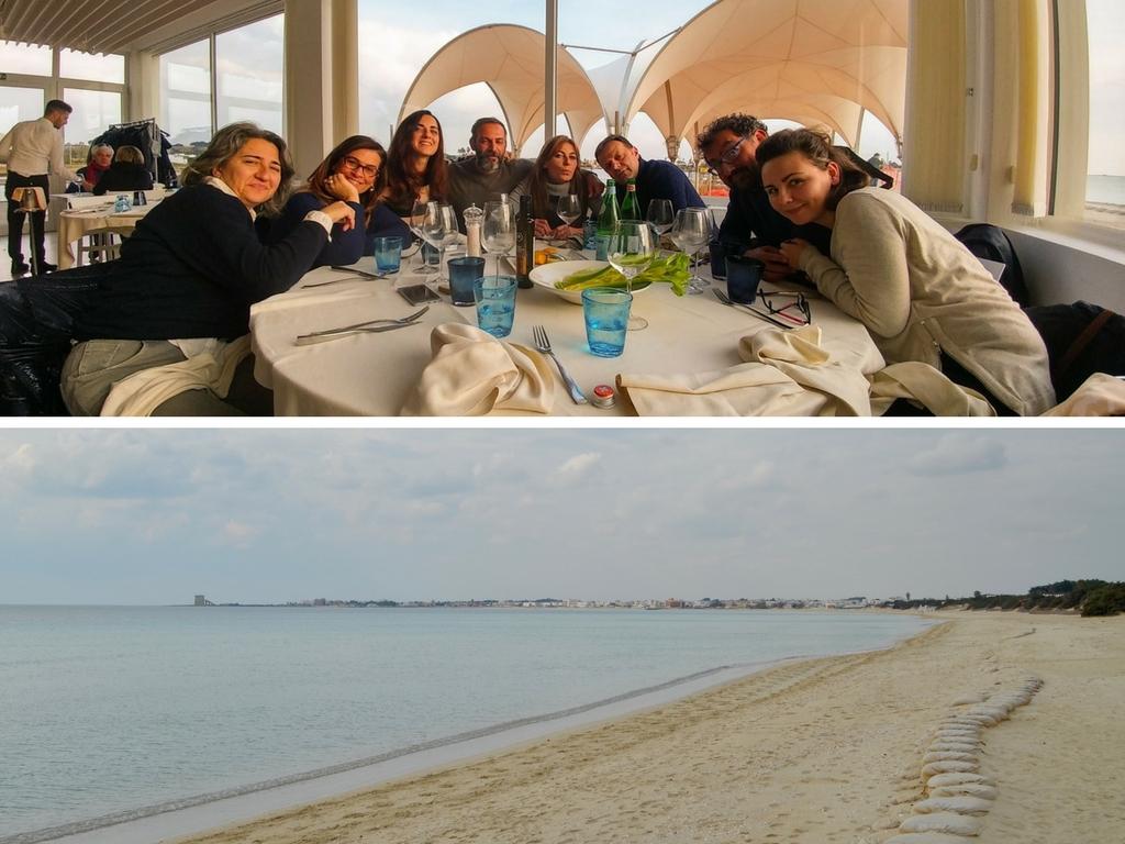 Spiaggia Bacino Grande - Porto Cesareo