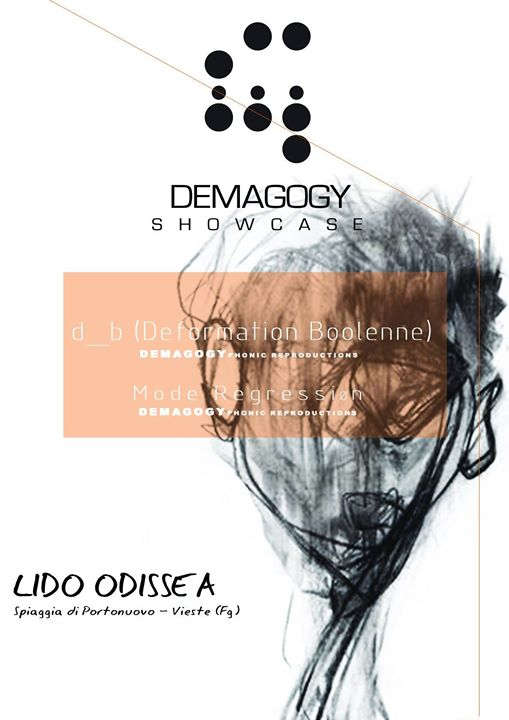 ISF Official Pre-party / Demagogy Showcase