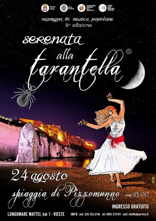 Serenata alla Tarantella festival